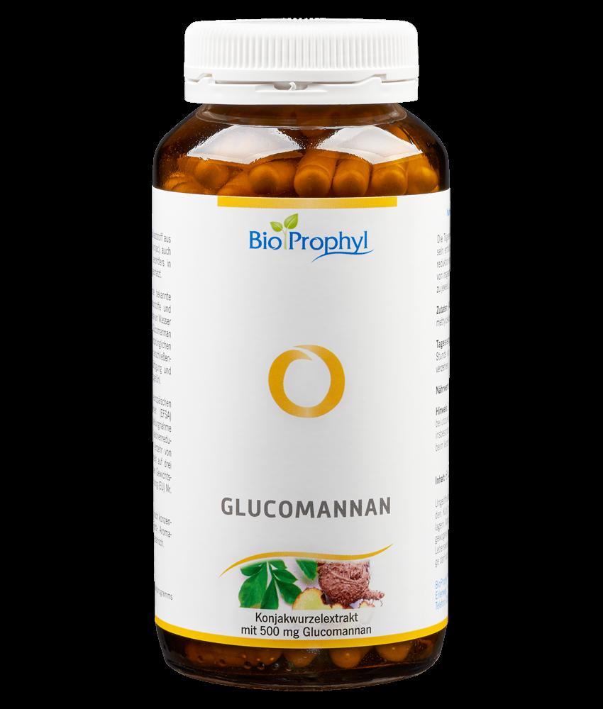 ProSilhouette Glucomannan