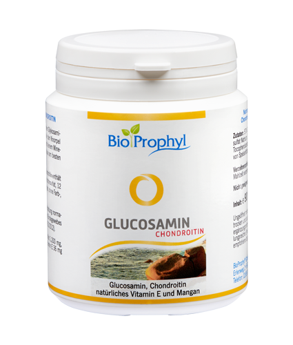 Gelenkkomplex Glucosamin + Chondroitin
