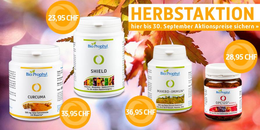 BioProphyl - Herbstaktion