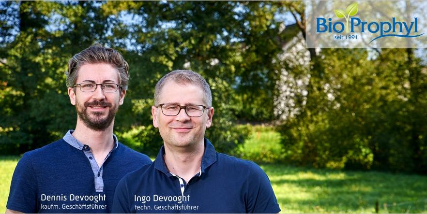 Dennis und Ingo Devooght