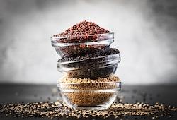 Lebensmittel Quinoa